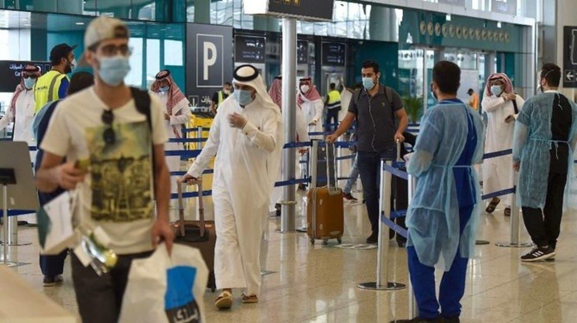 عمالة وافدة السعودية مناسبة سفر مطارات