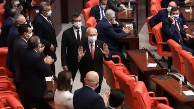 """رداً على دعوى """"إهانة الرئيس"""".. معارضون يقاضون أردوغان"""