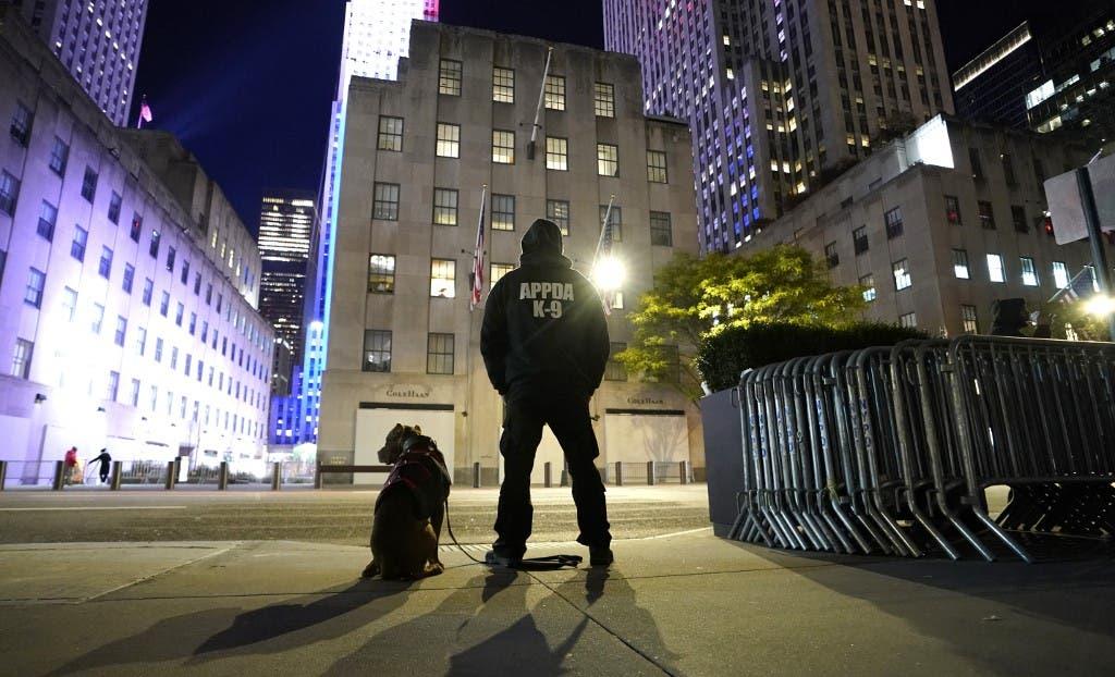 من وسط مانهاتن في نيويورك - فرانس برس