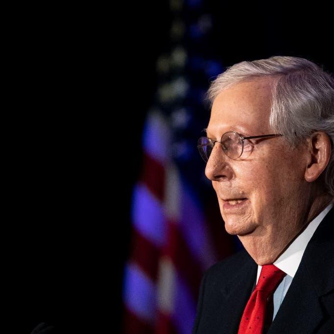 كيف سيتعامل زعيم الأغلبية الجمهوري مع إدارة بايدن المحتملة؟