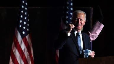 إعلان بايدن رئيساً للولايات المتحدة الأميركية