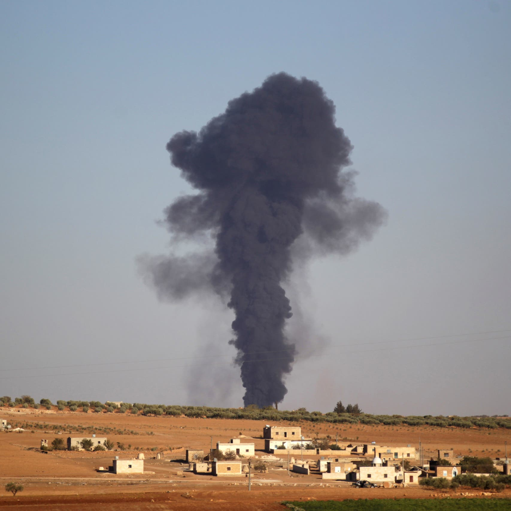 مقتل قيادي بفصيل سوري موالٍ لتركيا بانفجار في ريف حلب