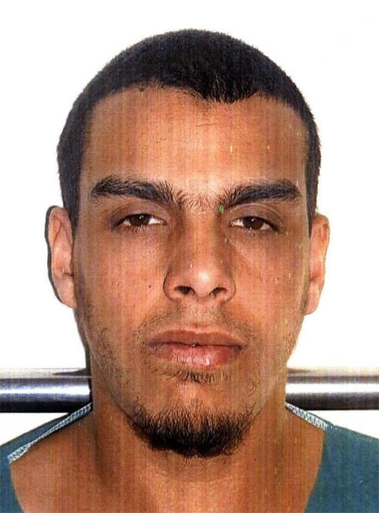 This file handout photo obtained on December 8, 2015, and taken on April 20, 2015, shows Sid Ahmed Ghlam, an Algerian IT student who was arrested in Paris. (File photo: AFP)