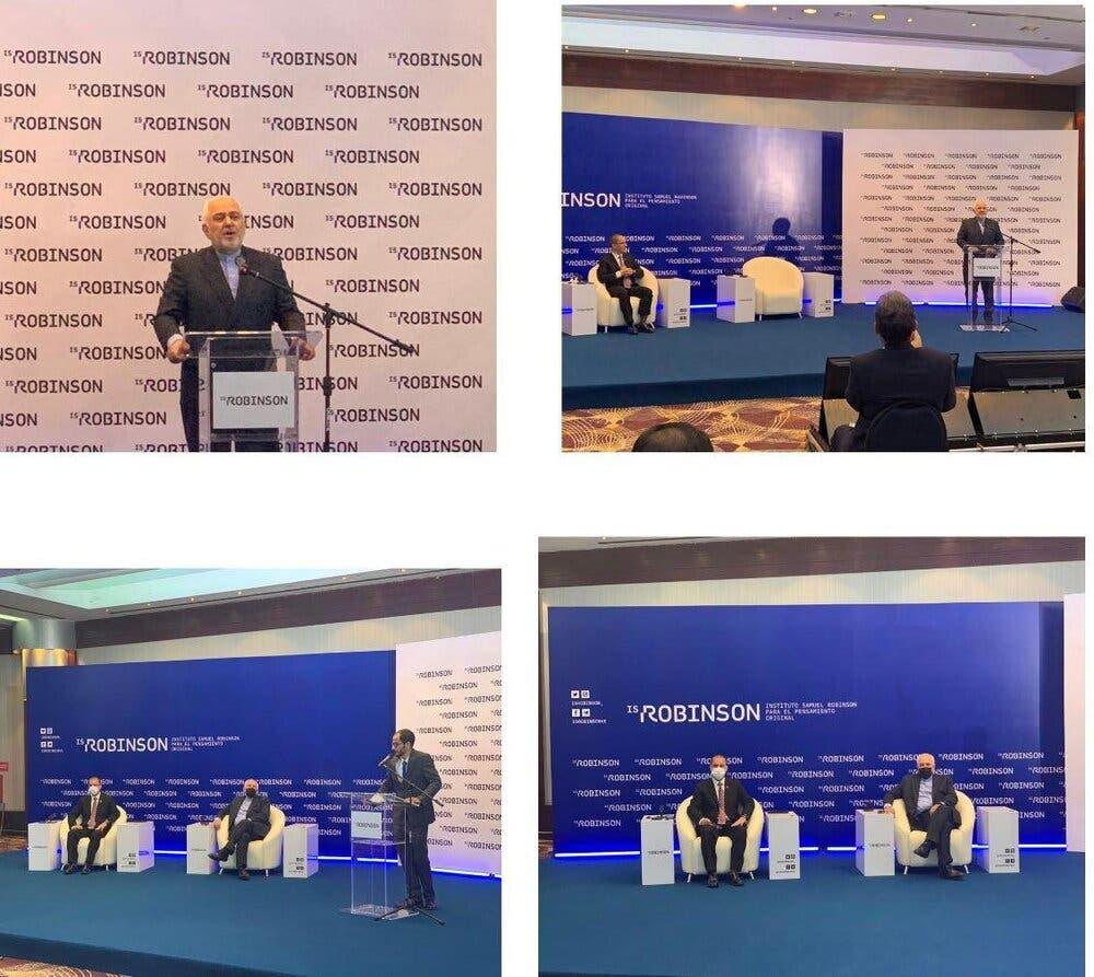 نشست مشترک ونزوئلا و ایران در دفاع از جهان نوین در حال شکلگیری