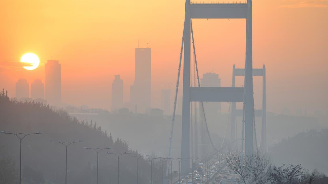 تركيا تلوث