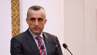 هشدار امرالله صالح به طالبان: شکستن اراده یک ملت با ماین چسپکی امکان ندارد