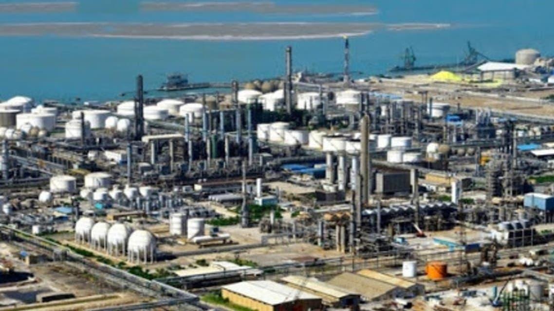 Iran: chemical Complex fire