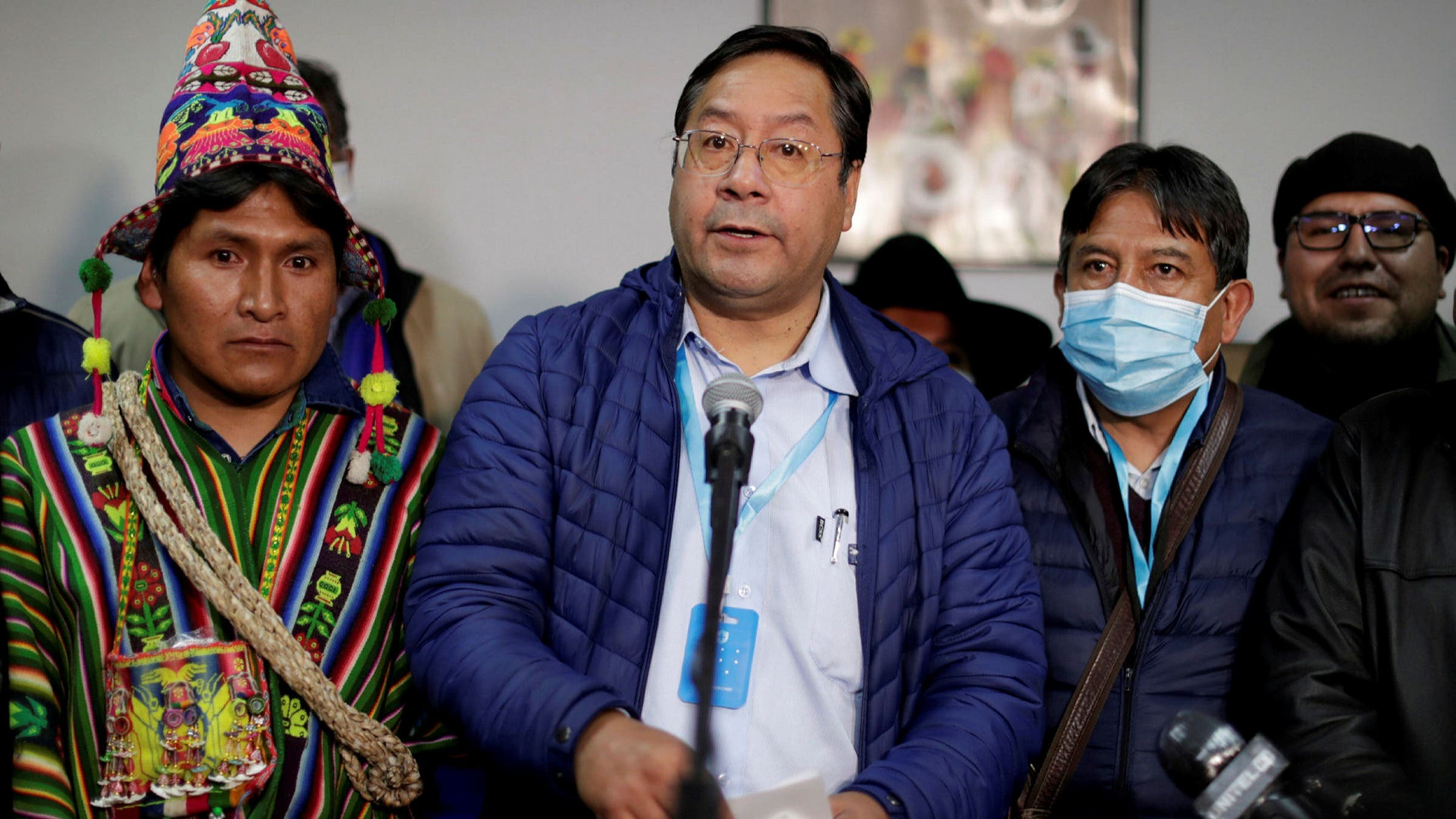 لویس آرسه رئیس جمهوری جدید بولیوی