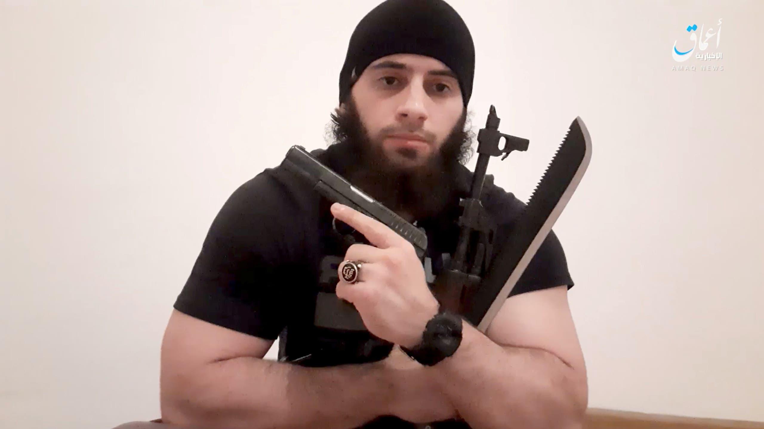 منفذ هجوم فيينا أبو دجانة الألباني