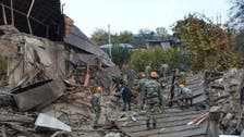Azerbaijan shelling kills three civilians in Nagorno-Karabakh region: Armenia