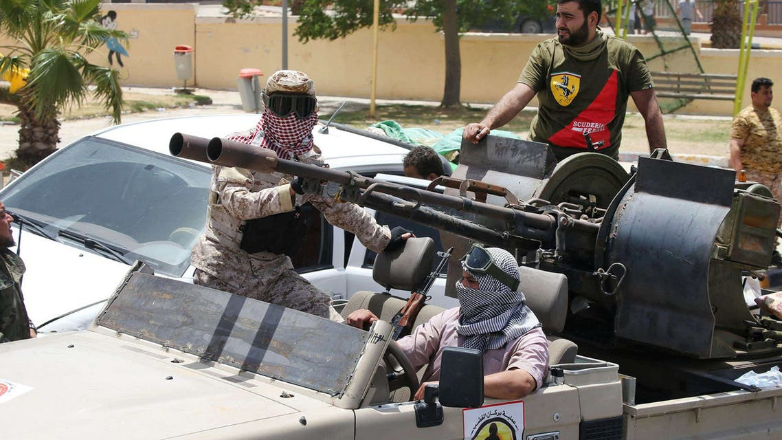 مليشيات الوفاق