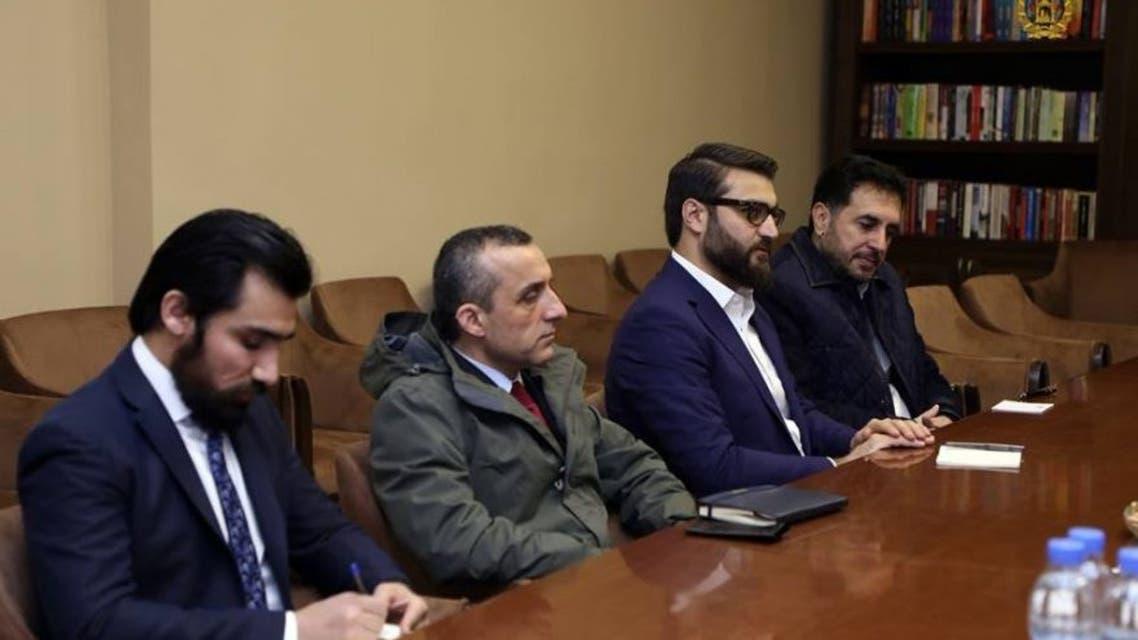 افغانستان؛ صالح و محب به جلسه استجوابیه مجلس نمایندگان حضور نیافتند