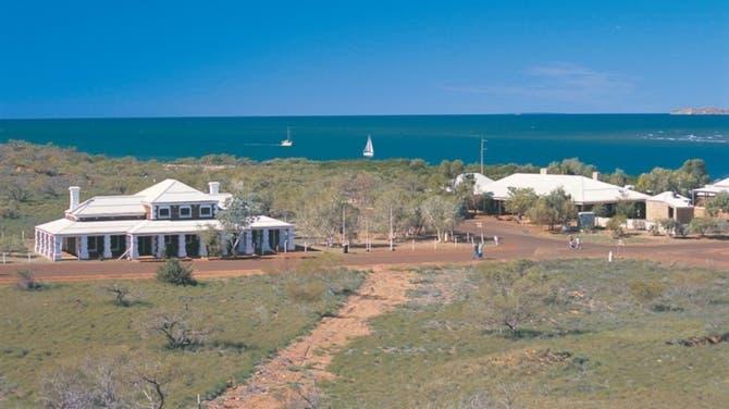 بلدة أشباح أسترالية تتحول إلى وجهة سياحية غير اعتيادية ومميزة