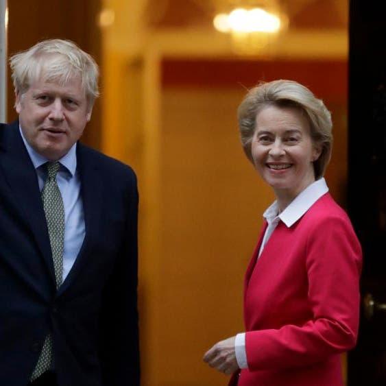 """رئيسة المفوضية الأوروبية: اتفاق بريطانيا """"عادل ومتوازن"""""""