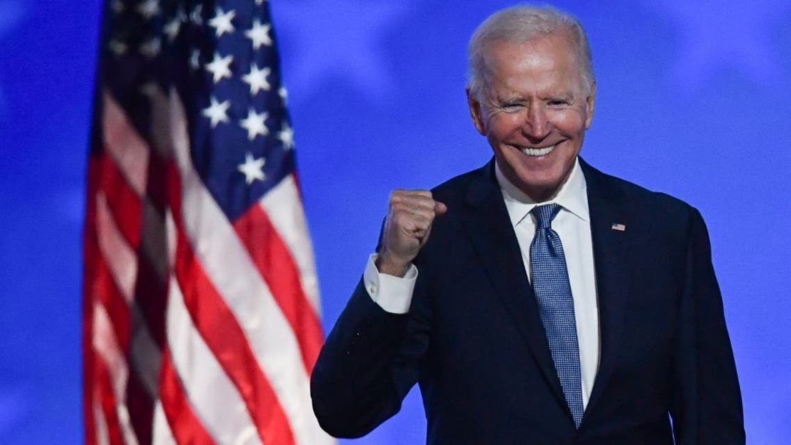 Democrat Joe Biden wins the US presidential election 2020, defeating incumbent president Donald Trump. (AFP)