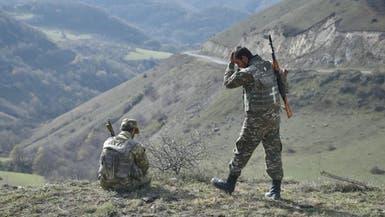 معارك عنيفة حول كاراباخ وسط قلق روسي فرنسي من مرتزقة تركيا