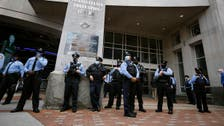 US Election: Armed men arrested near Philadelphia vote counting location
