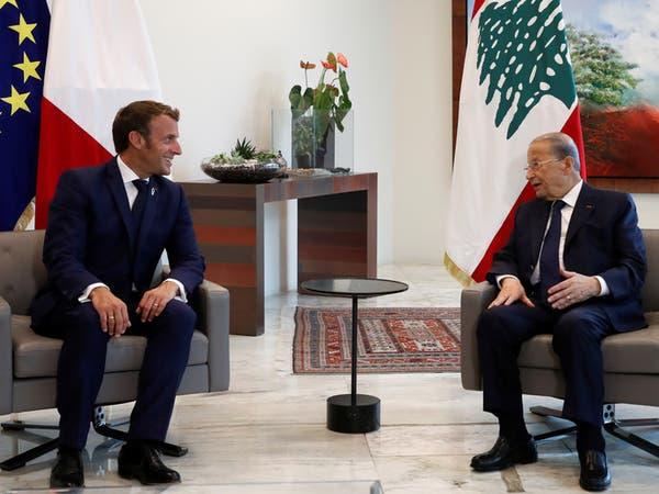 ماكرون يجدد الدعوة بالإسراع بتشكيل الحكومة اللبنانية