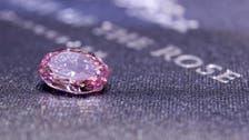 ماسة وردية روسية استثنائية للبيع.. بأكثر من 23 مليون دولار