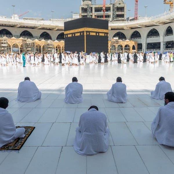 رئاسة الحرمين تكمل جاهزيتها لاستقبال الحجاج في المسجد الحرام