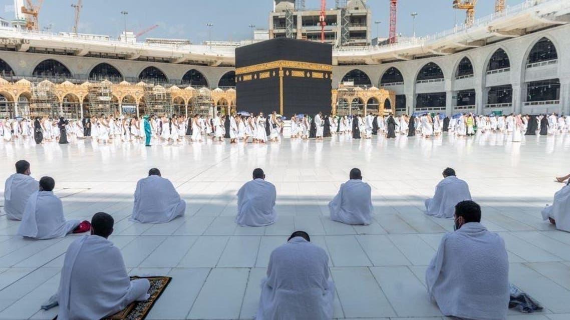 مكة ا المسجد الحرام