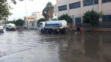بالصور.. موجة طقس سيئتضرب مصر