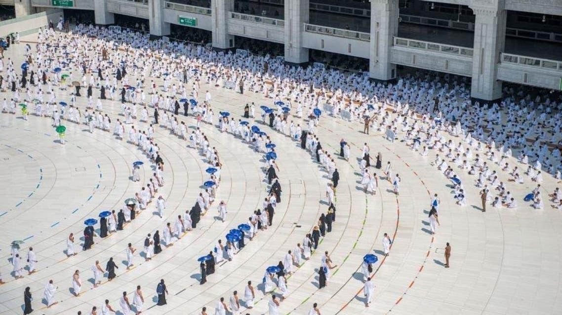 مكة الحرم المكي المسجد الحرام