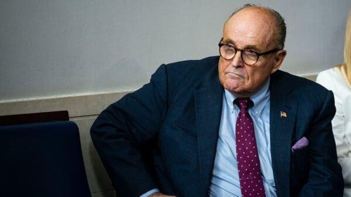 محامي ترمب Rudy W. Giuliani