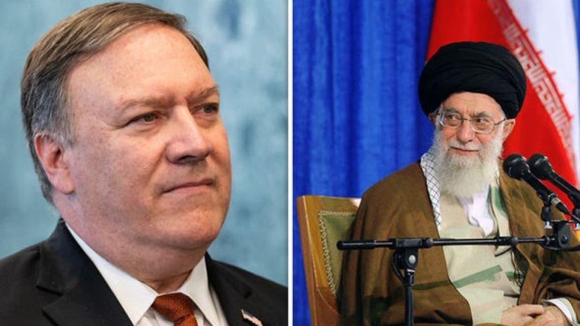 پمپئوخطاب به خامنهای: تو شخصا صدها میلیون دلار از پول مردم ایران را دزدیدهای