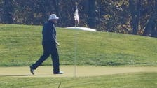 US Election: As his reelection bid evaporates, Trump goes golfing