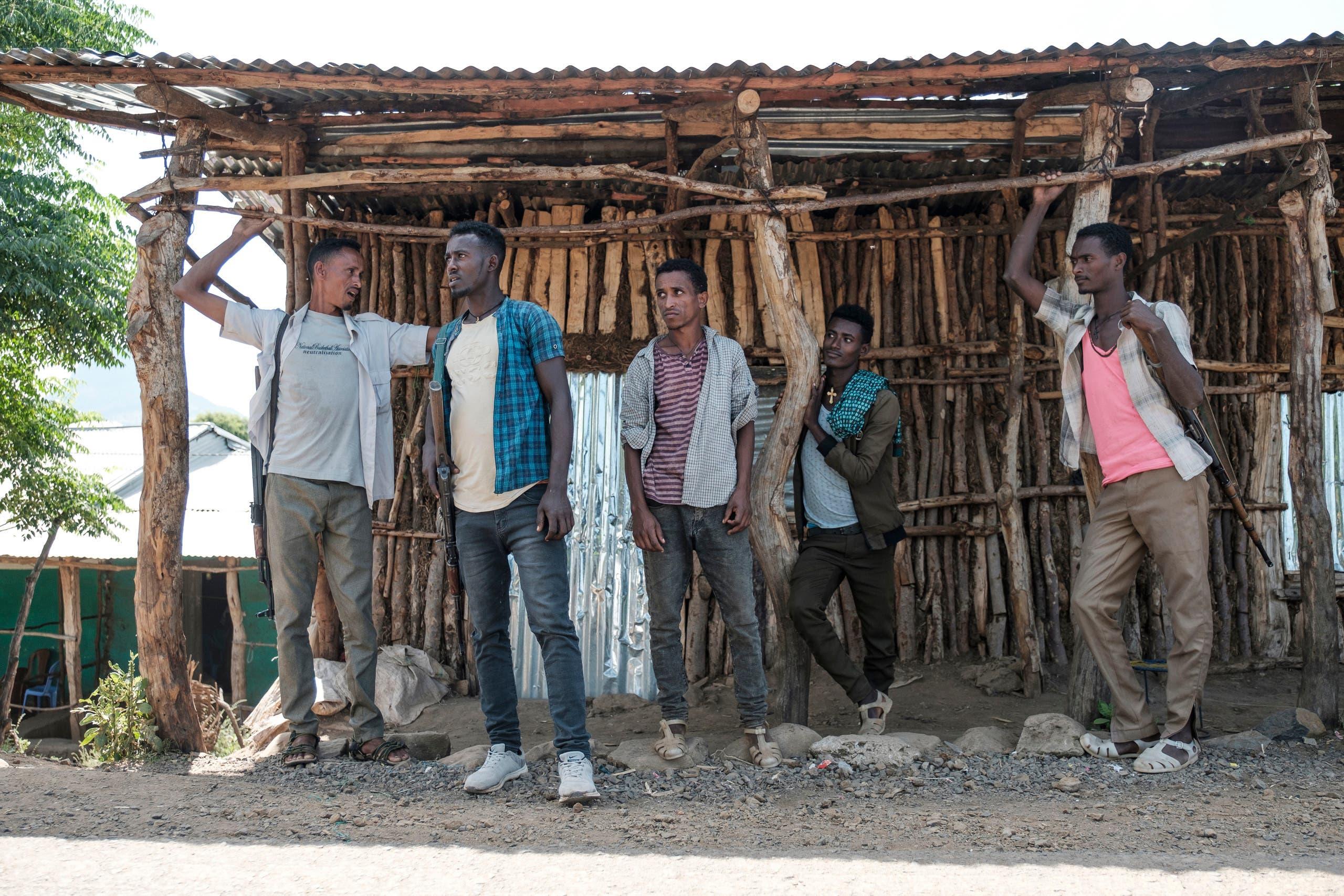 من إثيوبيا (فرانس برس)