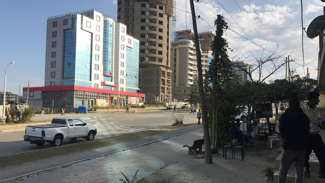 A view shows a street in Mekelle, Tigray region of northern Ethiopia December 10, 2018.  (Reuters)