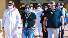 لجنة تقييم ملف الألعاب الآسيوية تزور منشآت الرياض