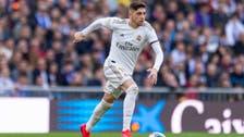 ريال مدريد يعلن إصابة الأوروغوياني فالفيردي