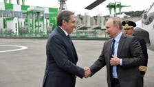 Russia's Putin appoints new Energy Minister, replacing Alexander Novak