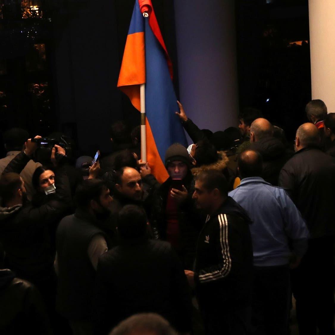 غضب في أرمينيا بعد