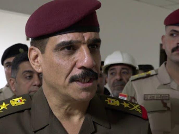 رئيس أركان الجيش العراقي يزور السعودية