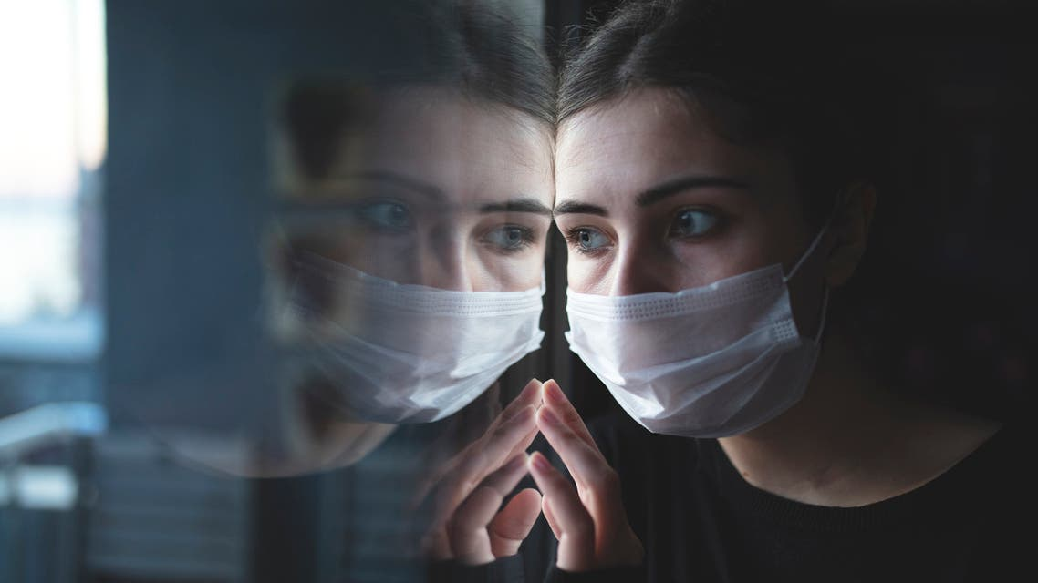 Isolation Quarantine Coronavirus Covid 19 stock photo