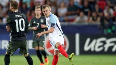 الإصابة تحرم الإنجليزي بروز من التواجد مع منتخب بلاده