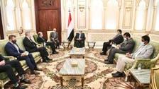 ایرانی مداخلت کا مقابلہ کرنے کے لیے یمن اور امریکا کے درمیان بات چیت
