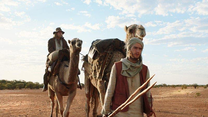 أحمد مالك من فيلم حارس الذهب