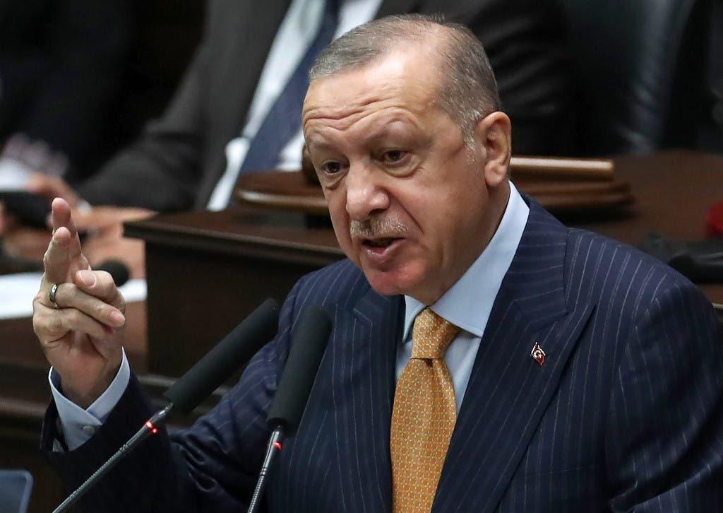 اردوغان (أرشيفية - فرانس برس)