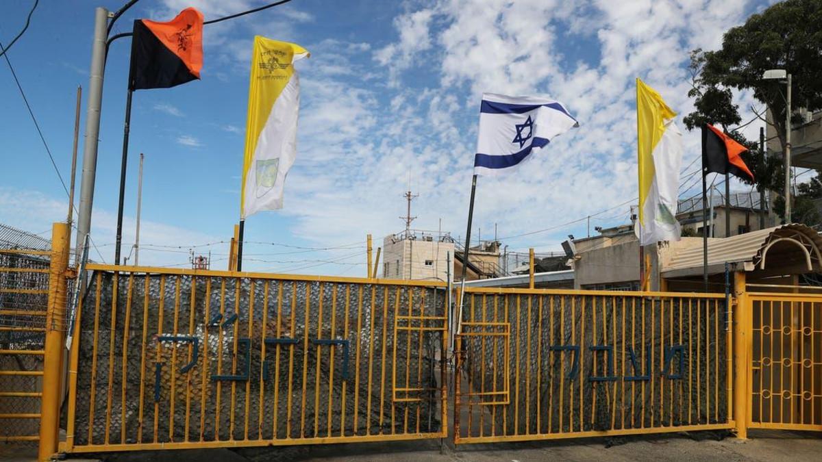Iseael hit Hizbollah Drone