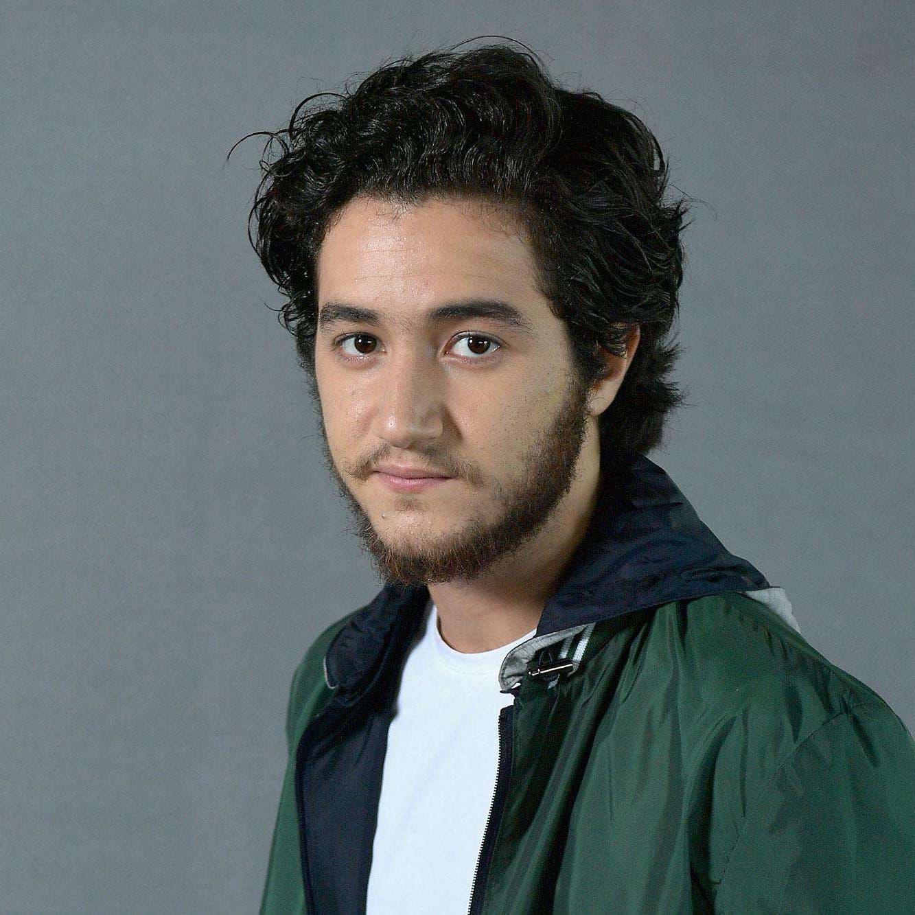 """أحمد مالك للعربية.نت: العالمية حلمي.. وتحدثت 3 لغات لأجل """"حارس الذهب"""""""