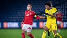 الدنمارك تتغلب على السويد في مباراة ودية