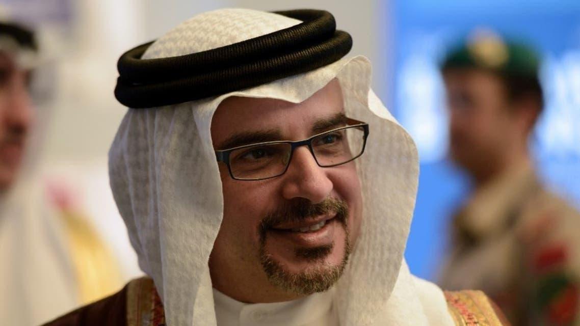 بحرین کے ولی عہد اور نائب سپریم کمانڈر شہزادہ سلمان بن حمد بن عيسى آل خليفہ