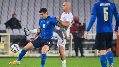 فوز عريض لإيطاليا على إستونيا