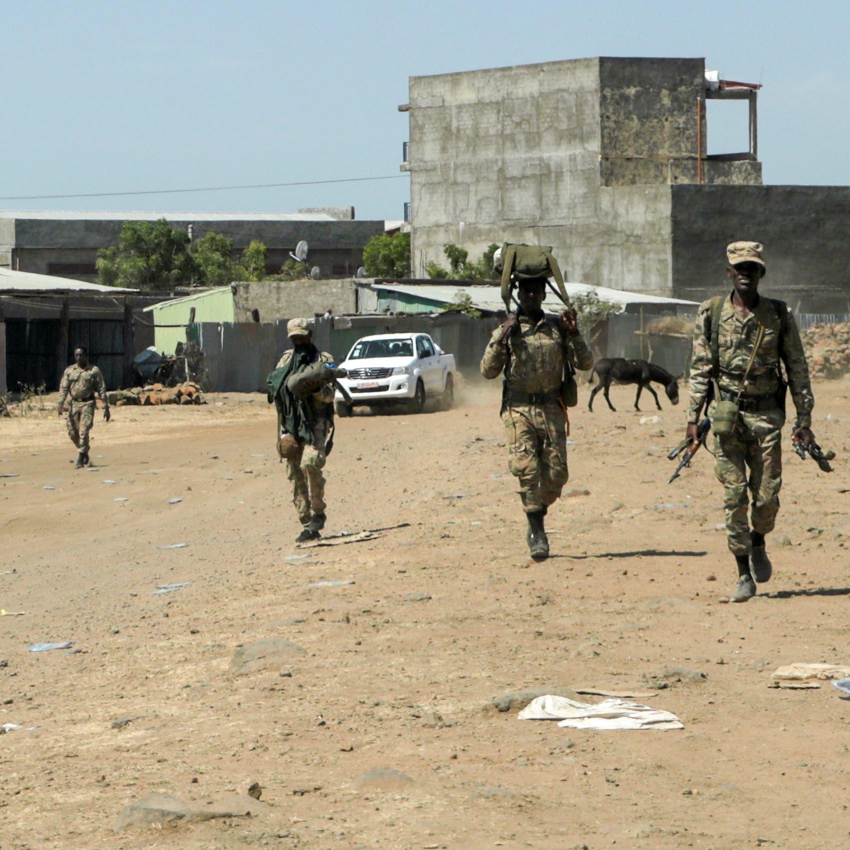"""""""مرحلة اللاعودة"""".. إثيوبيا تمهل قوات تيغراي 72 ساعة"""