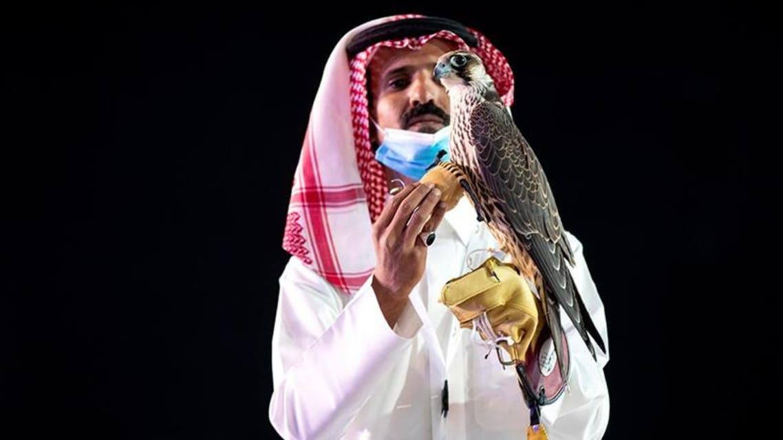 Most Expensive Falcon sold in Saudia Arabiya