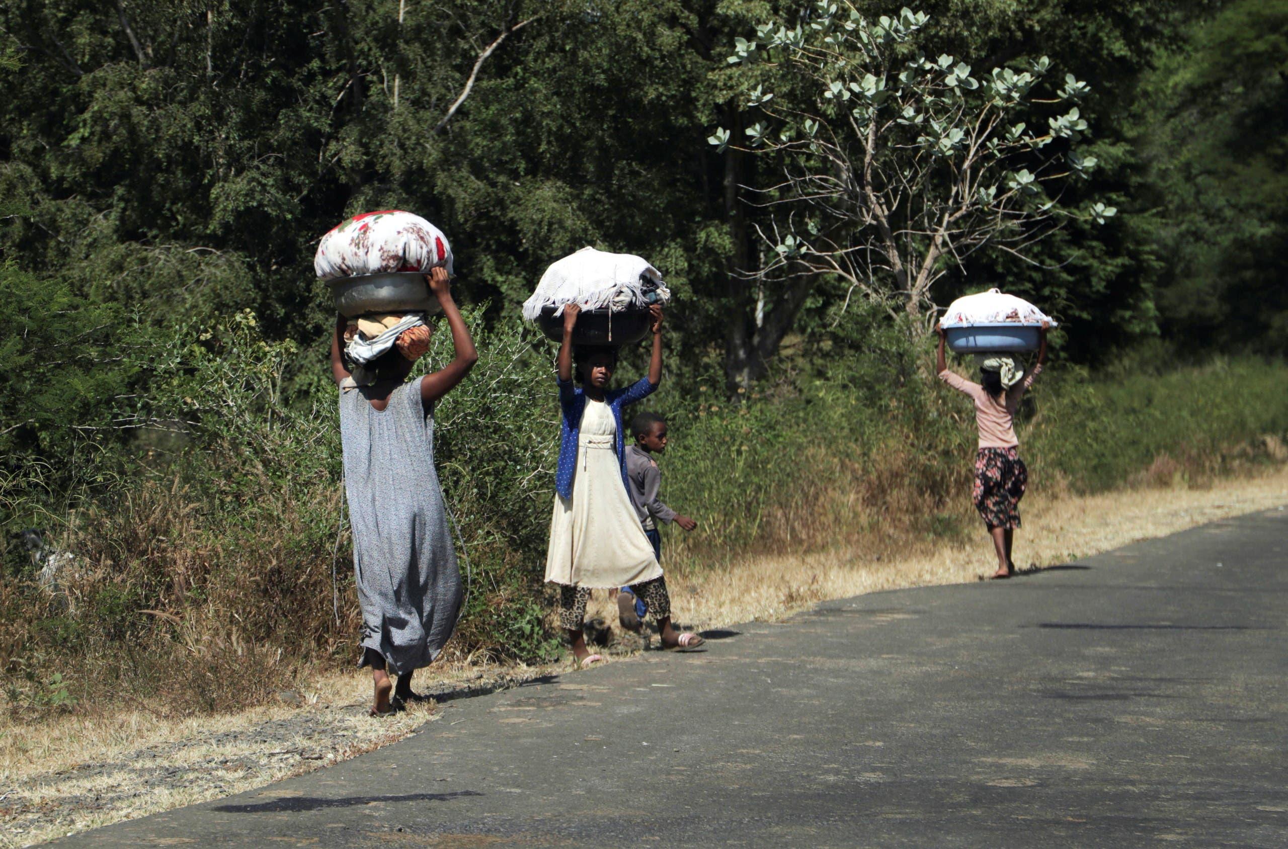 من شمال إثيوبيا (رويترز)